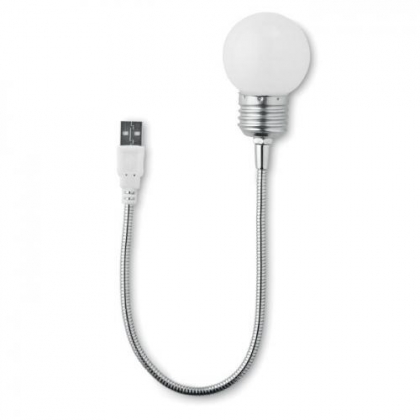 Flexibel LED-licht met USB pl Bulblight
