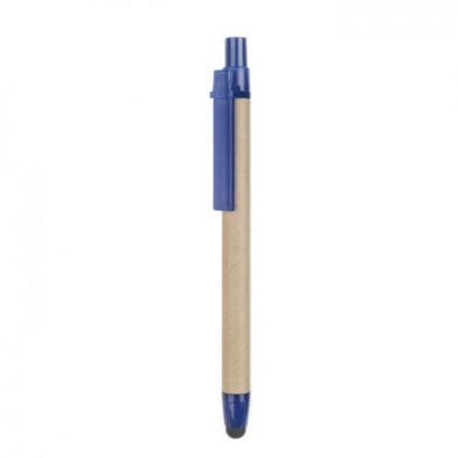Gerecycled kartonnen touch pen Recytouch