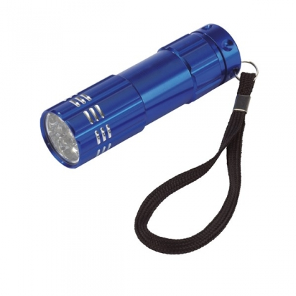 Metalen LED zaklamp Powerful