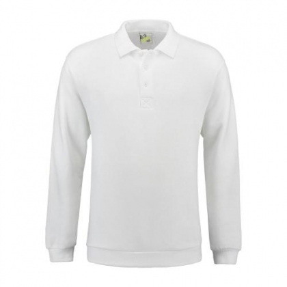 Sweatshirt Polo Collar