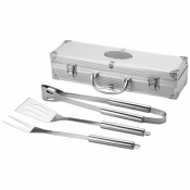 Barbecueset in aluminium box
