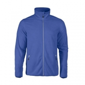 Heren microfleece jas