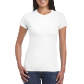 Ladies T-shirt Ringspun