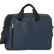 Polyester laptoptas