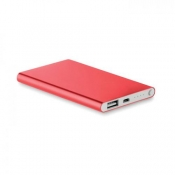 Powerbank powerflat al, 4000 mAh