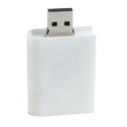 Rubberen USB stick Boek