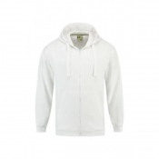 Sweat vest met capuchon