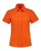 Blouse dames, Blouse dames Orange