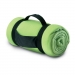 Fleece deken 195, Fleece deken 195 lime
