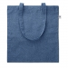 Gerecycled katoenen tas, Gerecycled katoenen tas royal blue