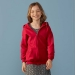 Gildan Sweater Hood Full Zip for kids, Gildan Sweater Hood Full Zip for kids rood