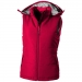 Gravel dames bodywarmer, Gravel dames bodywarmer rood