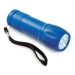 LED ABS zaklampje Simply Torch, LED ABS zaklampje Simply Torch royal blue