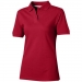 Ladies polo, Ladies polo Dark red