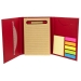 Multifunctioneel ECO notebook, Multifunctioneel ECO notebook rood