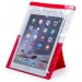 Multifunctionele tablet hoes, Multifunctionele tablet hoes rood