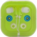Oordopjes in-ear, Oordopjes in-ear lime