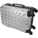 PC/ABS trolley, PC/ABS trolley zilver