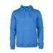 Printer Fastpitch hooded sweater, Printer Fastpitch hooded sweater oceaan blauw