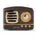 Retro bluetooth luidspreker Chandler, Retro bluetooth luidspreker Chandler  hout