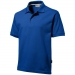 Slazenger heren polo pique cotton, Slazenger heren polo pique cotton Classic Royal blue