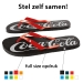 Slippers mix en match, Slippers mix en match zwart