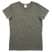 T-shirt Classic Woman, T-shirt Classic Woman real grey