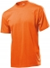 T-shirt Classic, T-shirt Classic Orange