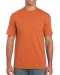 T-shirt Heavy katoen, T-shirt Heavy katoen antique orange