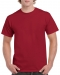 T-shirt Heavy katoen, T-shirt Heavy katoen cardinal red
